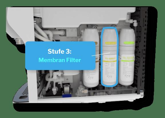 Umkehrosmoseanlage Wasserfilter